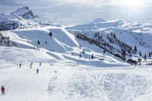 Dolomity a lyžovačka vč. ubytování s polopenzí...