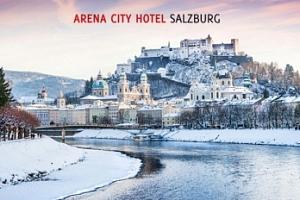 Salzburg na 3 nebo 4 dny pro 2 osoby se snídaněmi...