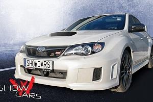 20minutová jízda v legendárním Subaru Impreza...