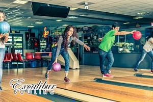 1-2 hodiny bowlingu v Brně...