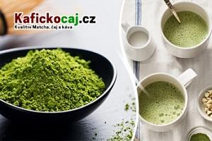 Matcha Tea - kvalitní japonské zelené čaje...
