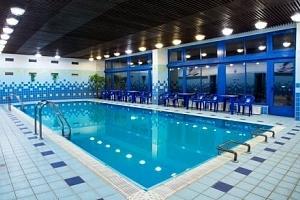 Luhačovice pro dva s polopenzí, bazénem a wellness procedurami...