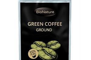 Bionature Zelená káva mletá 500 g...