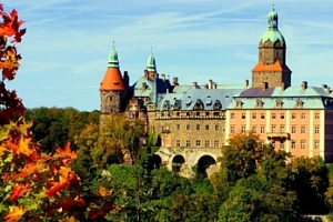 Tajné sídlo Adolfa Hitlera, polské Versailles, Świdnica...