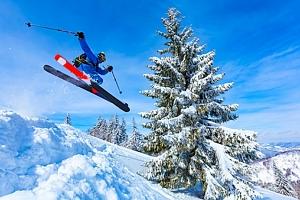 3–5denní zimní pobyt pro 2 s polopenzí v Bílých Karpatech...