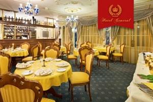 Restaurace jen pro vás - osobní číšník, víno a sleva na menu...