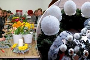 6hod. kurz designové floristiky...