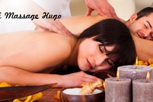 Terapeutická filipínská masáž...