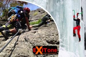 Via Ferrata - kurz horolezectví na vodní bráně vč. vybavení...