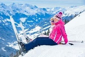 Až 5 dní pro dva v rakouských Alpách...