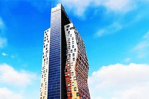 Noc pro 2 až 15 osob v luxusním apartmá AZ Tower v Brně...