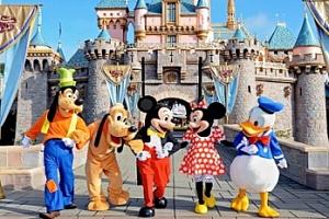 Disneyland a Paříž na otočku nebo s ubytováním...