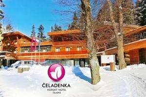 Hotel Čeladenka pro dva s polopenzí a wellness...