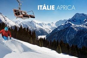 5denní lyžařský zájezd do Itálie...