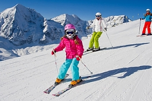 5denní lyžařský zájezd do Alp...
