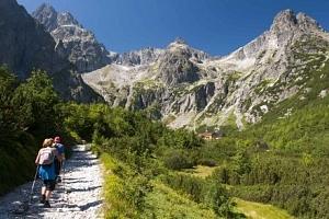 Vysoké Tatry s neomezeným wellness a polopenzí...