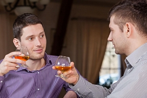 Ochutnávka skotské single malt whisky...