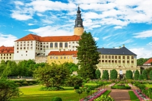 Výlet na nejkrásnější hrady a zámky německého Saska...