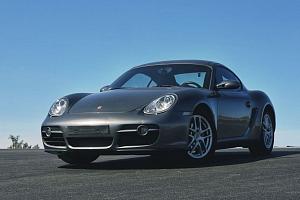 Jízda v Porsche Cayman...
