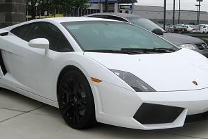 Jízda v Lamborghini Gallardo LP560 Spyder...