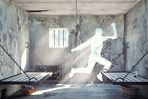 Úniková hra: Útěk z vězení...
