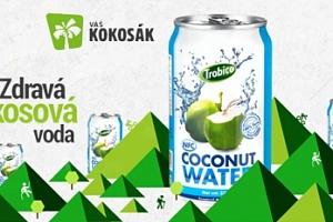 Kokosová voda 330 ml...