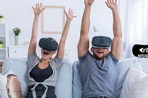 Virtuální realita v délce 30 minut až pro 2 osoby...