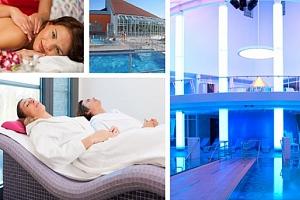 3–7denní wellness pobyt pro 2  v Německu...