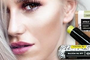 Balíček voňavé přírodní kosmetiky Caltha...
