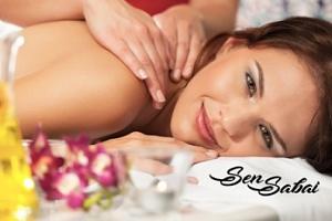 Aromatická olejová masáž...