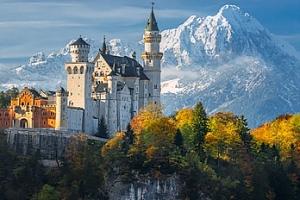 Výlet na zámek Neuschwanstein...