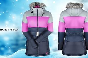 Dámská zimní bunda Alpine Pro Marriota...