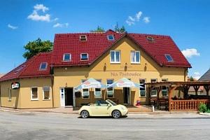 3–6denní pobyt pro 2 osoby se snídaněmi a vínem  na jihu Čech...