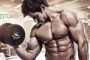 4týdenní fitness kurz pro muže...