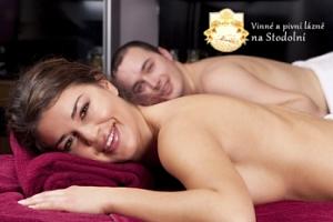 Luxusní párová masáž...