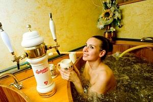 Hotel s pivní lázní - Chodová Planá nebo Písek u Jablunkova...