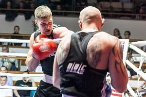 Trénink s boxerským šampionem...