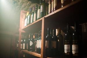 Vinařský kurz...