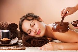 Čokoládové wellness se saunou  v pražském salonu Beauty Smart...