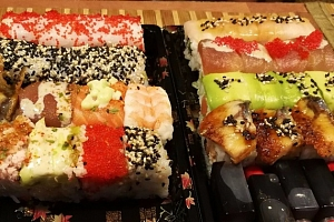 Sushi kurz pro pokročilé...