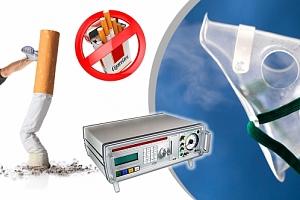 Antinikotinová terapie odvykání kouření s kyslíkovou terapií...