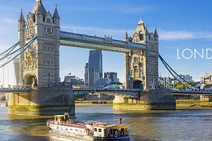 4denní zájezd do Londýna...