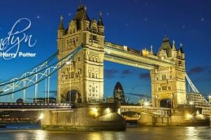 Londýn a ateliéry Harry Potter na 4 či 5 dní...