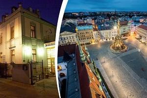 Víkendový pobyt pro dva v hotelu Lafayette Olomouc...