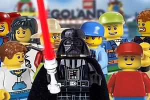 1denní zájezd do německého LEGOLANDU na Den Star Wars...