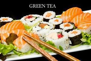 Sushi menu na Žižkově...