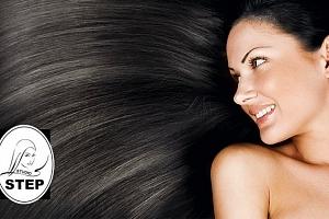 Regenerace poškozených vlasů brazilským keratinem...