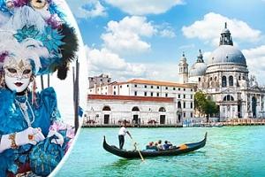 3denní výlet na tradiční karneval v italských Benátkách...