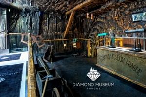 Vstup do Muzea diamantů pro 1 osobu + možnost výhry...