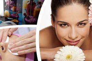 Kompletní kosmetické ošetření s vyhlazující masáží...